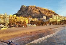 Elderly Man Arrested In Spain S Costa Blanca For Taking Photos Of Naked Children On A Popular Beach