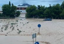 Flood Hit Disaster Area Of Spain S Murcia Will Get Just Four Per Cent Of Eu Emergency Money