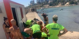 Freak Accident Sees Unmanned Motorboat Hit Woman In Waters Of Spain  S Costa Blanca