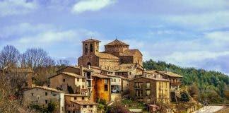Lead Silver Lining Spain Village
