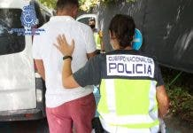 Murcia Police Arrest Drugs Gang