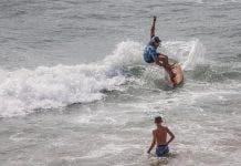 Orihuela Costa Surfing 2