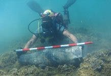 Scuba Diver Finds Ancient Artefacts Going Back 24 Centuries On Spain S Costa Blanca