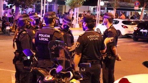 Alicante La Polic A Local Denuncia A 33 Locales Desaloja Tres Y Disuelve Una Competici N De Carreras Ilegales