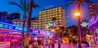 Struggling Bar And Nightclub Owners In Benidorm Plan Protest Against Enforced Closures On Spain S Costa Blanca