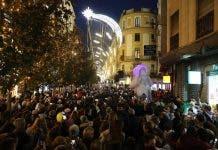 Cordoba Christmas Lights