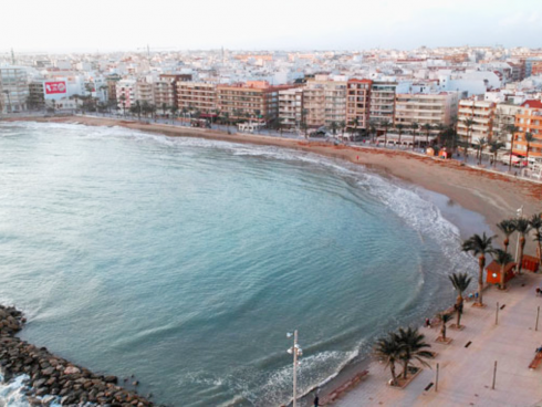 Cura Beach Torrevieja Day
