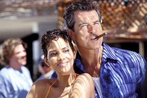 Halle Berry Pierce Brosnan
