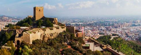 Lorca Castle 2