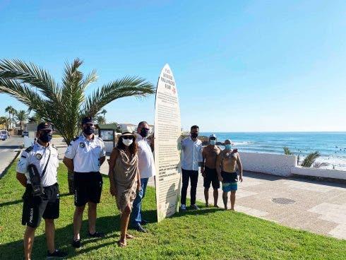 Surf Cala Cerrada Orihuela Costa