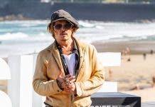 Paso De Johnny Depp Por El Ssiff Para Presentar Su Pelicula Crock Of Gold A Few Rounds With Shane Macgowan