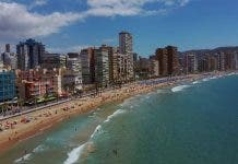 Benidorm asks UK government for permission to run special charter flight
