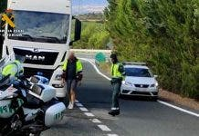 Drunk Lorry Driver Phones Guardia Civil In Spain S La Rioja To Be Arrested So That He Can Be Sacked And Claim Dole Money