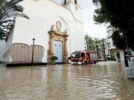 Flood Devastated Area Of Spain S Costa Blanca In 2019 Sends 4 Million Bill To River Authority