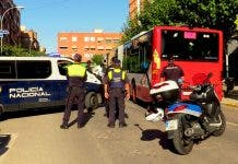 Man Attacks Bus Driver With Large Knife After Being Told Off For Parking At A Bus Stop On Spain S Costa Blanca