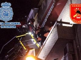 Man Holds Mother Hostage And Threatens To Throw Himself Out Of An Apartment Window In Spain S Costa Blanca