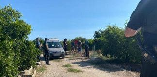 Police Break Up Illegal All Night Rave In A Field On Spain S Costa Blanca
