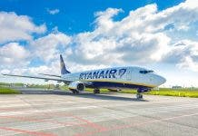 Ryanair Announces New Cut To October Schedules Across Spain And Europe