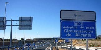 Toll Free Motorway Produces More Journeys And Fewer Accidents On Spain S Costa Blanca