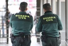 Unlucky Burglar Tries To Rob Home Of Guardia Civil Agent On Spain S Costa Blanca