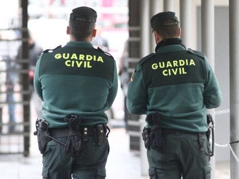 Unlucky Burglar Tries To Rob Home Of Guardia Civil Agent On Spain S Costa Blanca