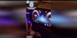 Car Dancing 200kmh Feature