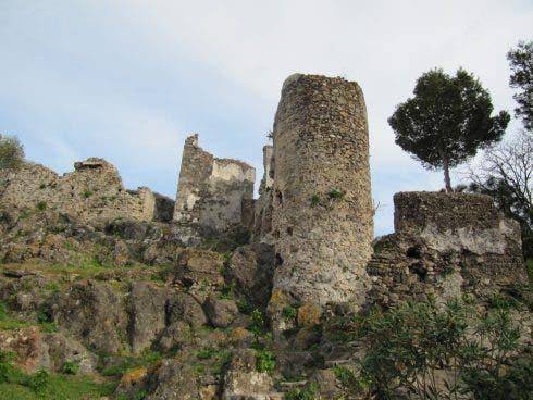 Casares Castle