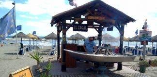 Chiringuito El Zagal M Laga Playa El Palo Pedregalejo 001