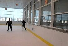 Gib Ice Rink