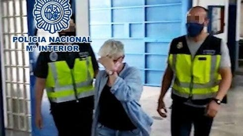 Nazi Arrested