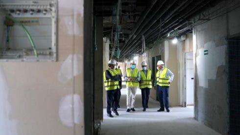 Sevilla Hospital Rebuilt