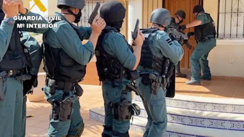 Vega Baja Drugs Raid 1