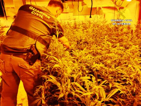 Vega Baja Drugs Raid 2