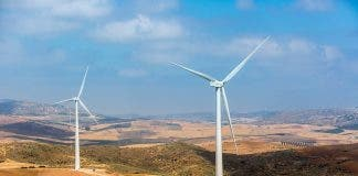 Wind Turbines Spain 1