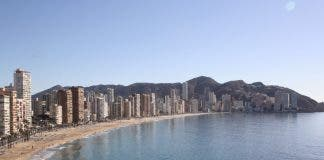 Benidorm S October Boost Option One