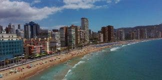 Benidorm Hotels See 85 Per Cent Drop In July For Overnight Stays On Spain S Costa Blanca
