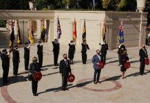 Benidorm Sees Launch Of Annual Poppy Appeal On Spain S Costa Blanca