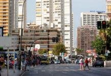 Benidorm Shops In Crisis As Shutters Are Pulled Down On Spain S Costa Blanca