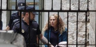 Black Widow Convicted Of Murdering Fourth Husband On Spain S Costa Blanca To Get His Money