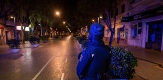 curfew mallorca