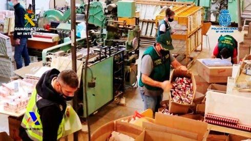 Illegal Cig Factories 1