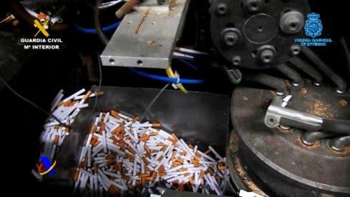 Illegal Cig Factories 2
