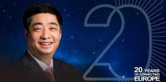 Mr Ken Hu Deputy Chairman Of Huawei S Board Of Directors