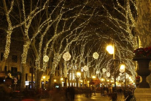 Terenia Palma_de_mallorca_in_christmas