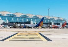 Tourist Slump Causes 47 Year Blowback For Costa Blanca S Alicante Elche Airport In Spain