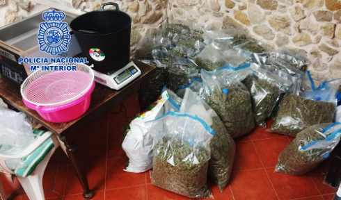 Alicante Drugs Bust 1
