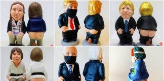 Caganer Feature
