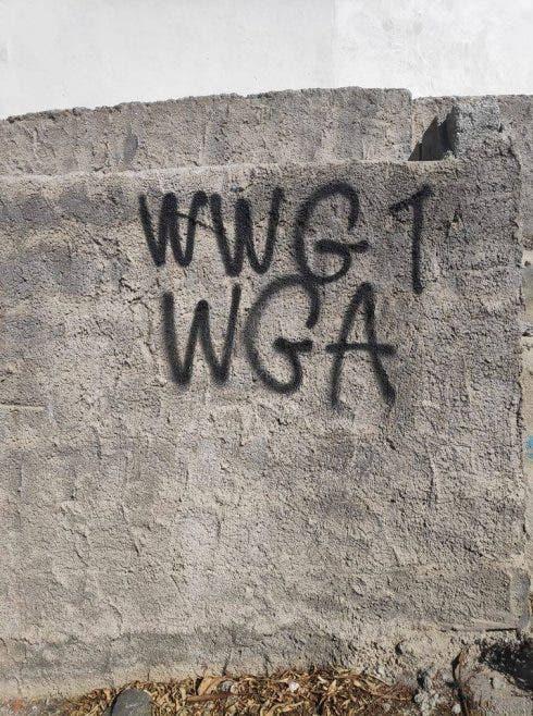 Conspiracy Grafitti