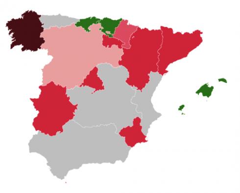 Covid Map 2