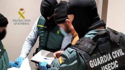 Daesh Guardia Civil